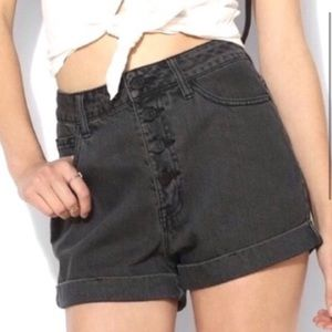 UO BDG Super High Rise Foxy Shorts